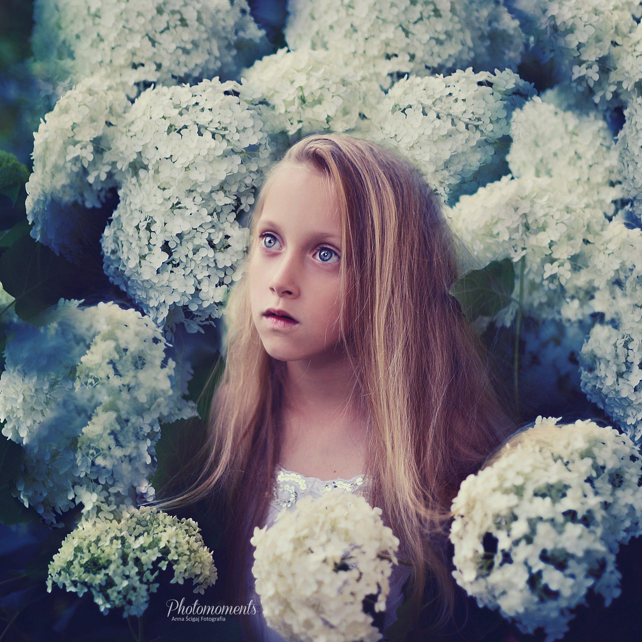Nadia portret